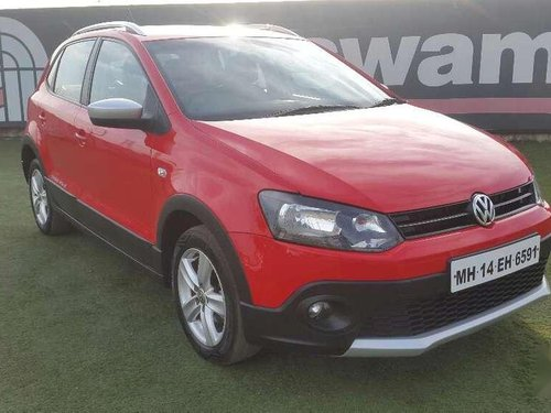 2014 Volkswagen Cross Polo 1.5 TDI MT for sale in Mumbai
