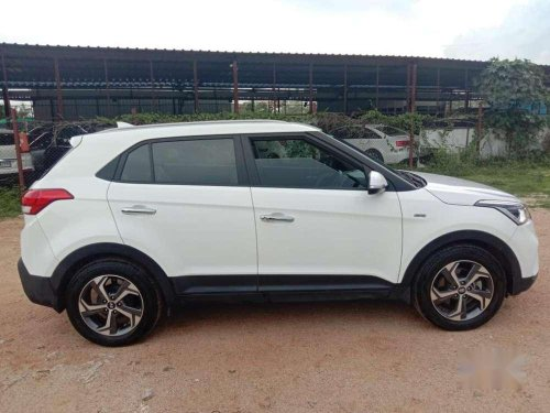 Hyundai Creta 1.6 SX Automatic 2018 AT for sale in Hyderabad