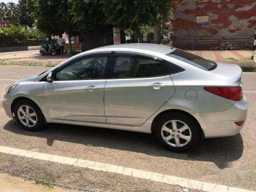 Used 2013 Hyundai Fluidic Verna MT for sale in Chandigarh
