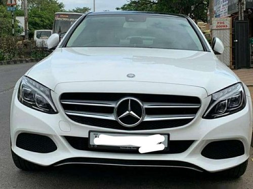 Used Mercedes Benz C-Class 220 2016 AT for sale in Nagar