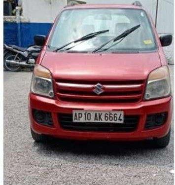 Used 2007 Maruti Suzuki Wagon R LXI MT for sale in Hyderabad