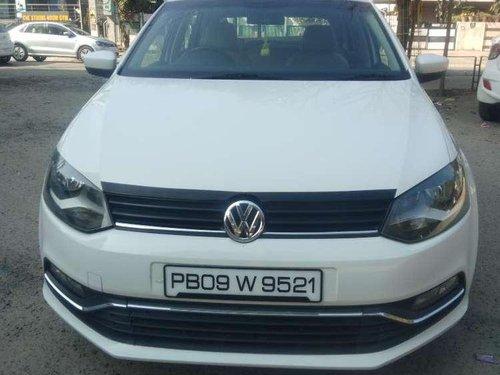 Volkswagen Polo Highline Diesel, 2014, Diesel MT for sale in Jalandhar