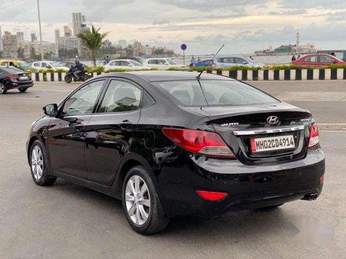 Hyundai Verna Fluidic 1.6 VTVT SX, 2011, Petrol MT in Mumbai
