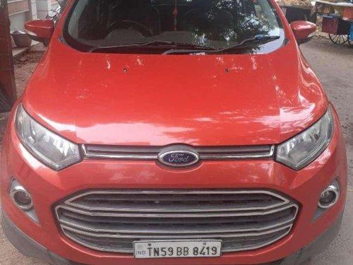 Ford Ecosport EcoSport Titanium 1.5 Ti VCT Manual BE, 2013, Diesel MT in Tiruchirappalli