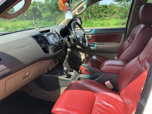 2012 Toyota Fortuner MT for sale in Goa