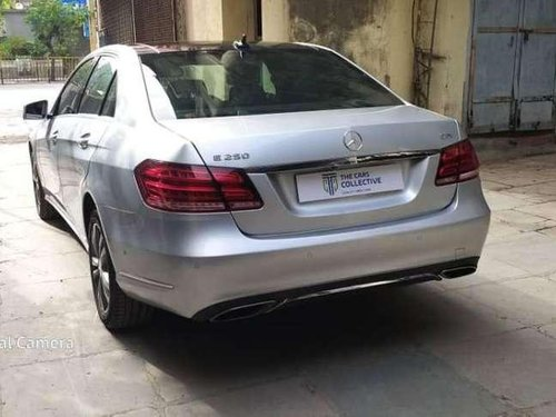 2015 Mercedes Benz E Class AT for sale in Mumbai