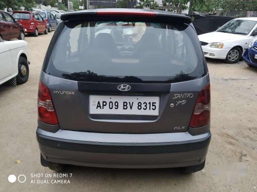 Used Hyundai Santro Xing GLS, 2009, Petrol MT for sale in Hyderabad