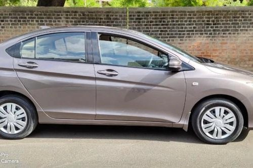 Used Honda City S 2015 MT for sale in Ahmedabad