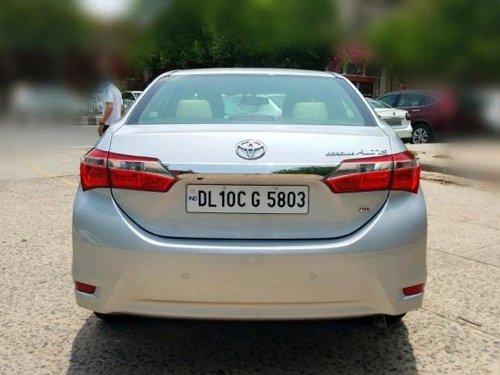 Used Toyota Corolla Altis 2015 MT for sale in New Delhi