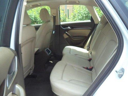 Used 2013 Audi Q3 AT for sale in New Delhi