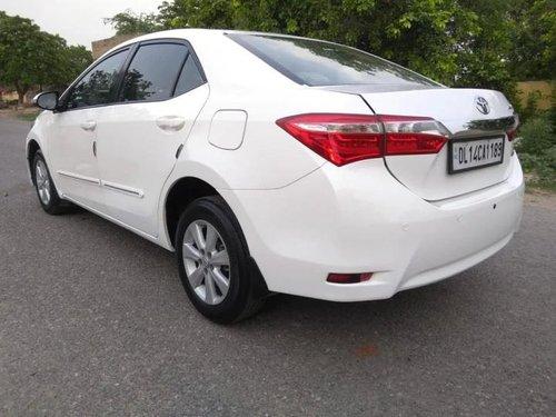 Used Toyota Corolla Altis 2014 MT for sale in New Delhi