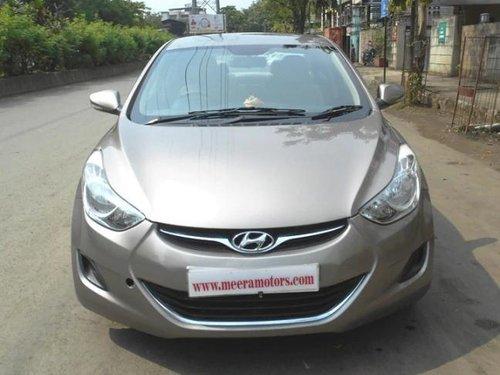 Used Hyundai Elantra CRDi 2012 MT for sale in Mumbai