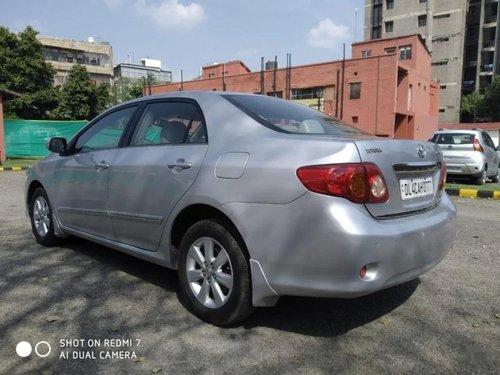 Used Toyota Corolla Altis 1.8 G 2010 MT for sale in New Delhi