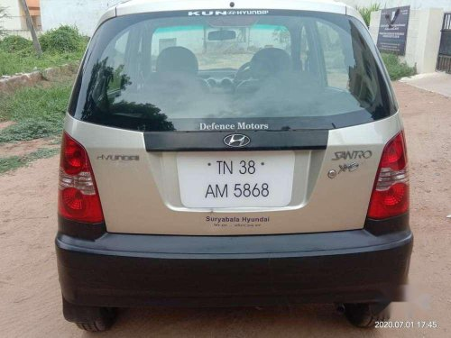Used 2007 Hyundai Santro Xing MT for sale in Erode