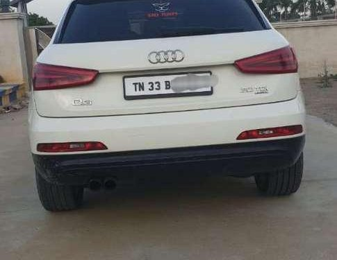 Used 2014 Audi Q3 AT for sale in Erode