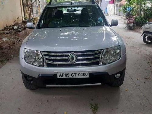 Renault Duster 110 PS RxZ , 2013, MT for sale in Hyderabad