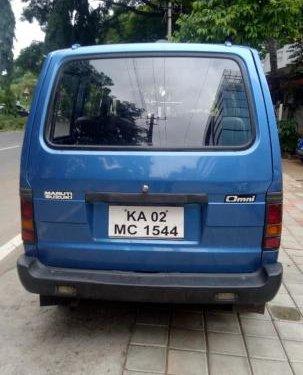 Used 2007 Maruti Suzuki Omni MT for sale in Bangalore