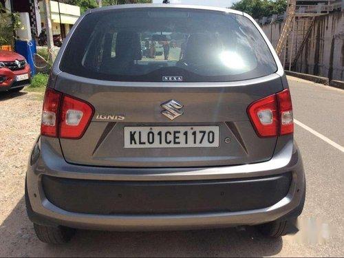 Used 2017 Maruti Suzuki Ignis MT for sale in Thiruvananthapuram