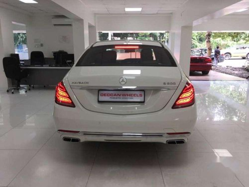 Used Mercedes Benz S Class 2017 AT for sale in Pune