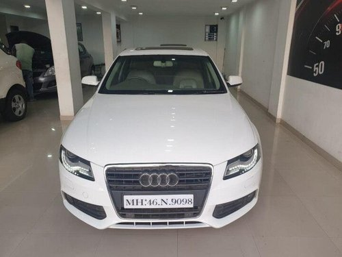 Used 2011 Audi A4 AT for sale in Panvel