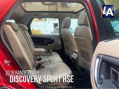 2016 Land Rover Discovery AT for sale in Kolkata