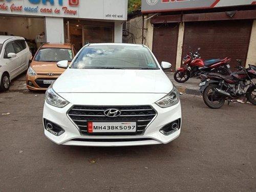 Used Hyundai Verna 2017 MT for sale in Mumbai