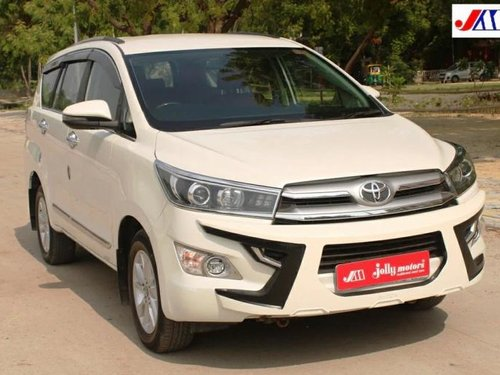 Used 2019 Toyota Innova Crysta MT for sale in Ahmedabad