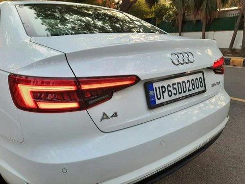 Used Audi A4 35 TDI Premium Plus 2018 AT for sale in New Delhi
