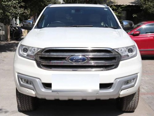 Used Ford Endeavour 2018 AT for sale in Ahmedabad