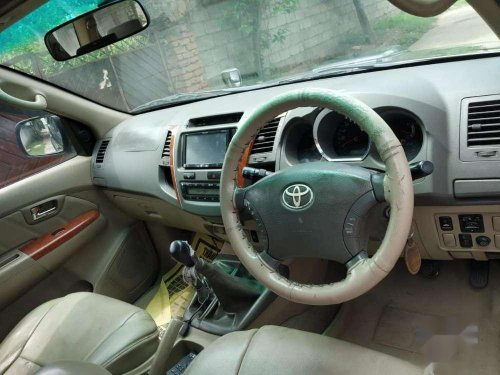 Used 2010 Toyota Fortuner AT for sale in Hyderabad