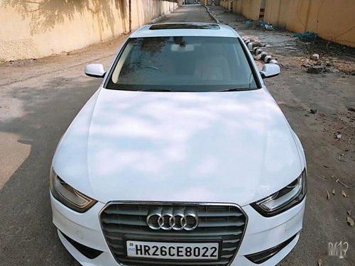 Used Audi A4 2.0 TDI 177 Bhp Premium Plus 2014 AT in New Delhi