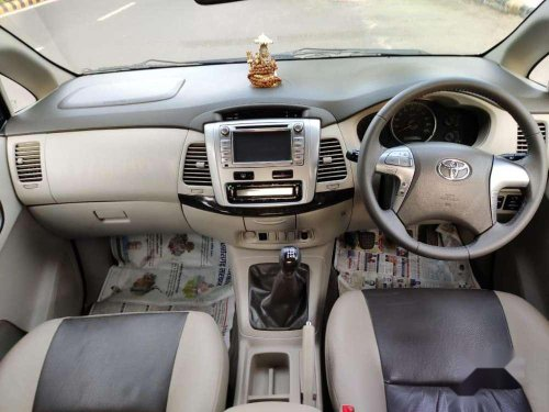 Toyota Innova 2.5 ZX BS IV 7 STR, 2014, MT for sale in Ahmedabad
