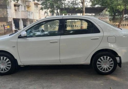 Toyota Platinum Etios G 2014 MT for sale in Ahmedabad