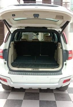 Used 2018 Ford Endeavour AT for sale in Panchkula