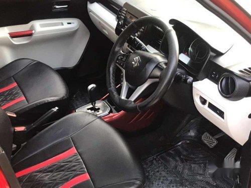 Maruti Suzuki Ignis 1.2 AMT Zeta 2017 AT for sale in Kanpur