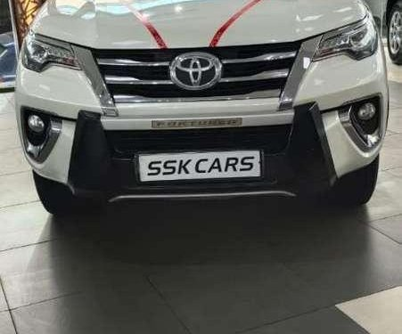Used 2017 Toyota Fortuner MT for sale in Lucknow