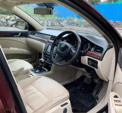 Used Skoda Superb 2010 AT for sale in Mumbai-7