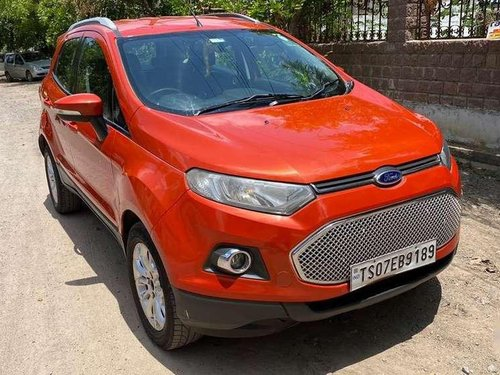 Used Ford EcoSport 2014 MT for sale in Hanamkonda