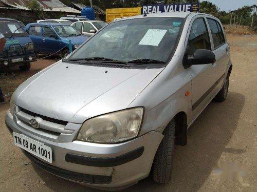 Used Hyundai Getz GLX, 2006, Petrol MT for sale in Tiruppur