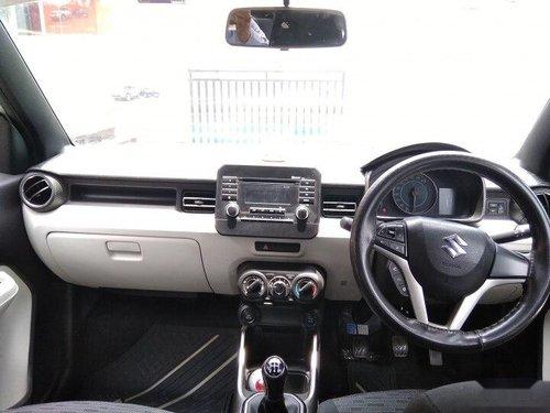 Used Maruti Suzuki Ignis 2018 MT for sale in Indore