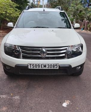Used 2016 Renault Duster MT for sale in Hyderabad