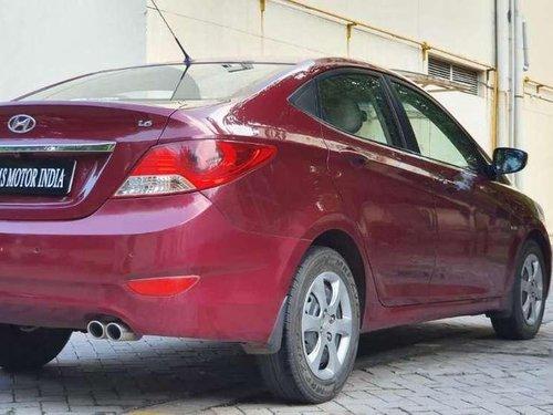Hyundai Verna 1.6 VTVT 2013 MT for sale in Kolkata