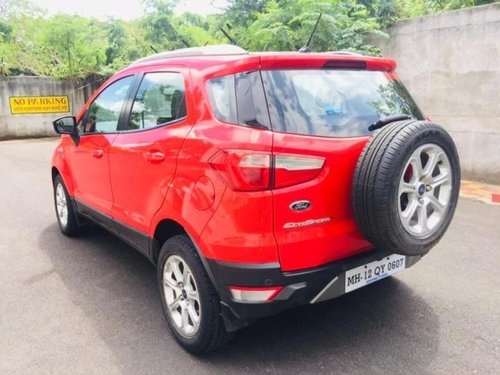 Used 2018 Ford EcoSport AT for sale in Pune