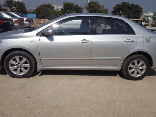 Used 2012 Toyota Corolla Altis MT for sale in Hyderabad