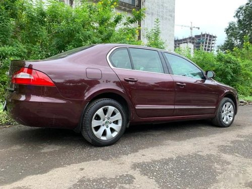 Used Skoda Superb 2010 AT for sale in Mumbai-11