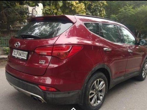 Used 2014 Hyundai Santa Fe AT for sale in New Delhi