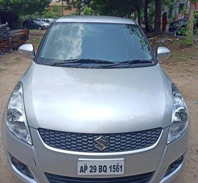 Used Maruti Suzuki Swift VXI 2012 MT for sale in Hyderabad