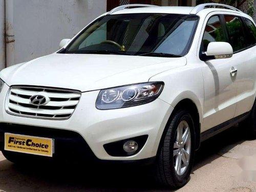 Used Hyundai Santa Fe 4 WD, 2011, Petrol MT for sale in Jaipur