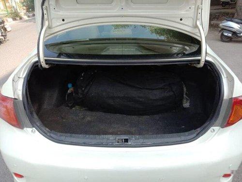 Used Toyota Corolla Altis G 2009 MT for sale in New Delhi