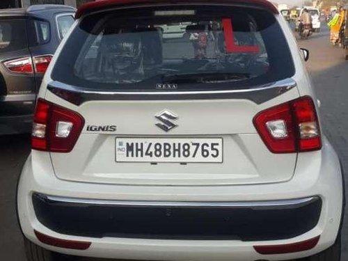 Maruti Suzuki Ignis 1.2 Zeta, 2019, MT for sale in Mumbai